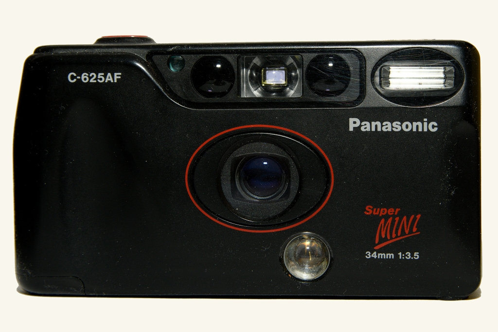 Panasonic C-625AF Super Mini