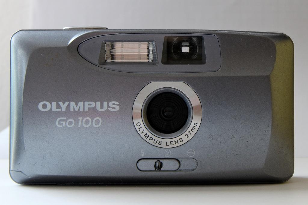 Olympus Go 100
