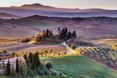 belvedere san quirico d'orcia -  Provincie Siena